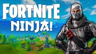 Fortnite - NINJA MONTAGE! #2 (Funny Moments & Ninja Trolling)