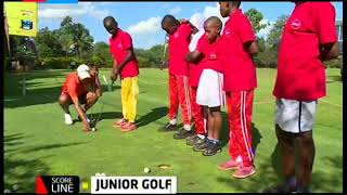 Junior Golf | Scoreline