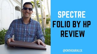 Spectre Folio by HP - Leather Laptop Review