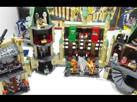 Vidéo LEGO Harry Potter 4842 : Le château de Poudlard