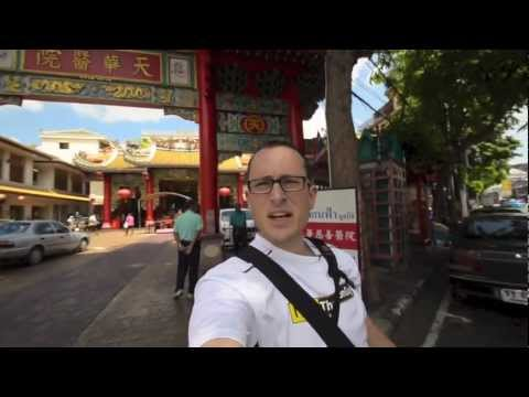 VLOG Day #2 - street markets, light metering & focus with Fuji X Pro 1