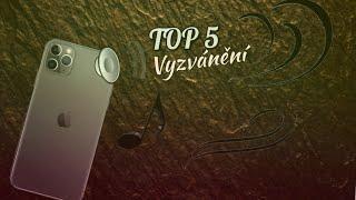 TOP 5 nejlepší iPhone vyzvánění