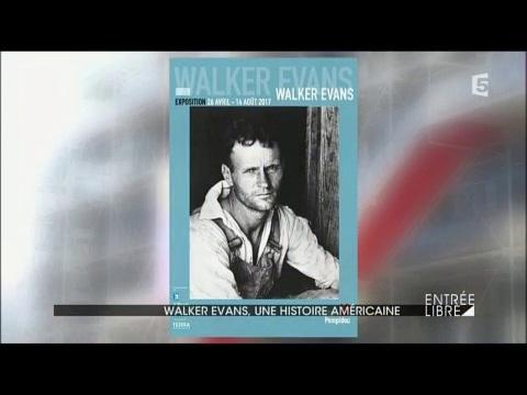 Vidéo de Walker Evans