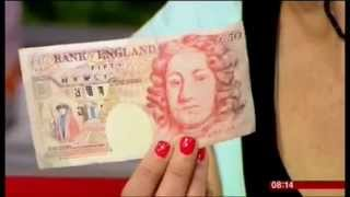 Fifty Pound Notes,  Get Rid of Them - to be Replaced by New Fifty