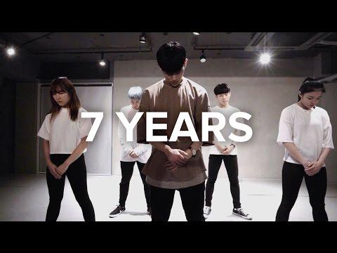 7 Years - Lukas Graham / Eunho Kim Choreography (видео)