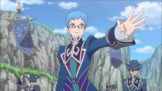 AMV Tales of Graces F (Basshunter - I Will Learn To Love Again)