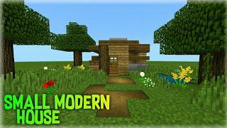 810 Koleksi Gambar Rumah Modern Mcpe HD