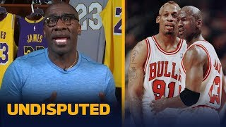 Episodes 3 & 4 have been released of Michael Jordan's documentary 'The Last Dance,' focusing on the Chicago Bulls' intense rivalry against the Detroit Pistons. Hear what Shannon Sharpe and Skip Bayless think are the biggest takeaways from the latest episodes.  #Undisputed #NBA #MichaelJordan #Bulls #Pistons #TheLastDance  SUBSCRIBE to get the latest UNDISPUTED content: http://foxs.pt/SubscribeUNDISPUTED Listen to UNDISPUTED on Spotify: https://foxs.pt/UNDISPUTEDSpotify  ▶Watch our latest NFL content: http://foxs.pt/NFLonUNDISPUTED ▶Watch our latest NBA content: http://foxs.pt/NBAonUNDISPUTED ▶Watch our latest MLB content: http://foxs.pt/MLBonUNDISPUTED  ▶First Things First's YouTube channel: http://foxs.pt/SubscribeFIRSTTHINGSFIRST ▶The Herd with Colin Cowherd's YouTube channel: http://foxs.pt/SubscribeTHEHERD ▶Speak for Yourself's YouTube channel: http://foxs.pt/SubscribeSPEAKFORYOURSELF ▶Fair Game with Kristine Leahy's YouTube channel: http://foxs.pt/SubscribeFAIRGAME  See more from UNDISPUTED: http://foxs.pt/UNDISPUTEDFoxSports Like UNDISPUTED on Facebook: http://foxs.pt/UNDISPUTEDFacebook Follow UNDISPUTED on Twitter: http://foxs.pt/UNDISPUTEDTwitter Follow UNDISPUTED on Instagram: http://foxs.pt/UNDISPUTEDInstagram  Follow Skip Bayless on Twitter: http://foxs.pt/SkipBaylessTwitter Follow Shannon Sharpe on Twitter: http://foxs.pt/ShannonSharpeTwitter  About Skip and Shannon: UNDISPUTED: UNDISPUTED is a daily two-and-a-half hour sports debate show starring Skip Bayless and Shannon Sharpe. Every day, Skip and Shannon will give their unfiltered, incisive, passionate opinions on the biggest sports topics of the day.  Skip and Shannon react to Episode 3 & 4 of Michael Jordan's doc 'The Last Dance' | NBA | UNDISPUTED https://youtu.be/A3XkkbzHhb4  Skip and Shannon: UNDISPUTED https://www.youtube.com/c/UndisputedOnFS1