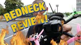 MR STEELE APEX Redneck review