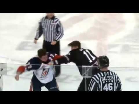 Quinn Benjafield vs. Jeff de Wit