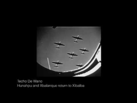 techo de wano: hunahpu and xbalanque return to xibalba