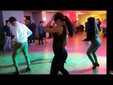 Jonatha Casarin & Pietra Trevisiol / Salsa Social Dancing @ TimbaTumba Festival 2019