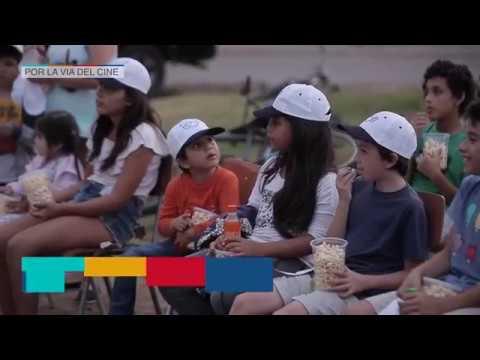 Por la Vía del cine en la Región de Antofagasta 2018