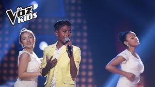 Brayan canta Qué Hay de Malo   La Voz Kids Colombia 2018 - Video Youtube