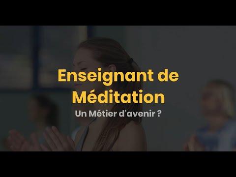 Professeur de la Méditation
