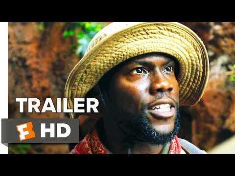 Jumanji: Welcome to the Jungle Trailer #2 (2017)   Movieclips Trailers