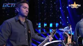 """Boyce Avenue """"I'll Be The One"""" - Rising Star Indonesia Best Of 5 Eps 23"""