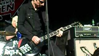 Anti-Flag-The Economy Is Suffering..Let It Die @ Warped Tour 2010 Pomona 8/11/10