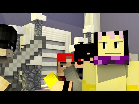 4 BROTHERS MAIN PETAK UMPET!! [Minecraft Animation]