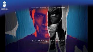 OFFICIAL - Do You Bleed? - Batman v Superman Soundtrack -  Hans Zimmer & Junkie XL