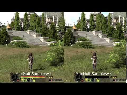 Bless Online flickering grass fix :: Bless Online Player to Player