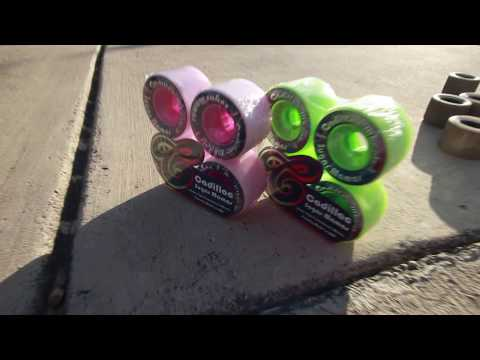 wheel review // Cadillac sugar Mama's v3