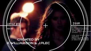 Стефан и Елена, The Vampire Diaries - American Gothic (4x18) Opening Credits