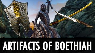Skyrim Mod: Artifacts of Boethiah