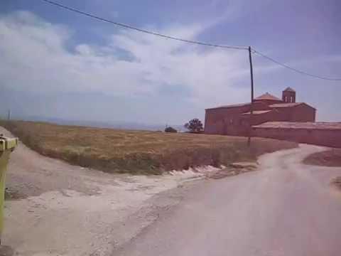 Ruta de Fonollosa a Castelltallat y a Sant Mateu de Bages.