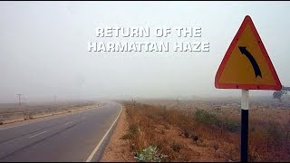 Return of the Harmattan Haze