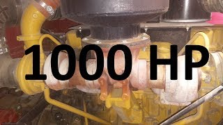 Cat c15 engine swap in a peterbilt truck most popular videos turn a cat c15 up to 1000 horsepower with stock parts the ultimate 3406 or fandeluxe Image collections