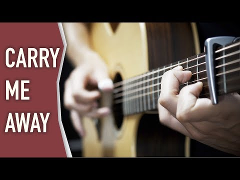 Carry Me Away - John Mayer (Fingerstyle Guitar Cover by Albert Gyorfi)