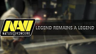 Natus Vincere in 2015: Legend Remains A legend