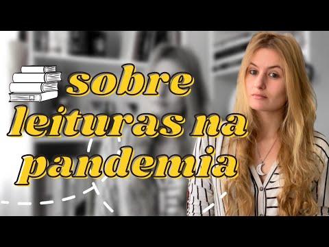 PRECISAMOS CONVERSAR SOBRE LEITURAS DURANTE A PANDEMIA | Laura Brand