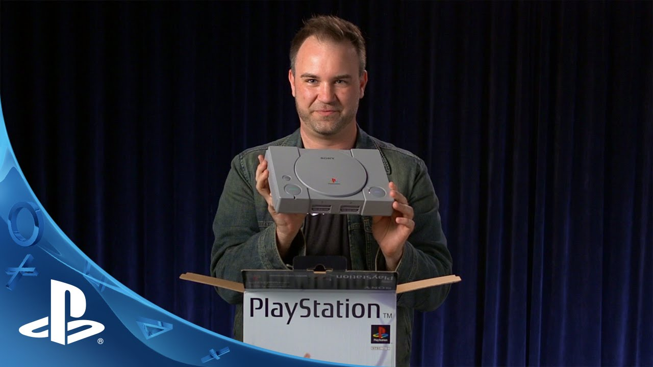 Unboxing the Original PlayStation