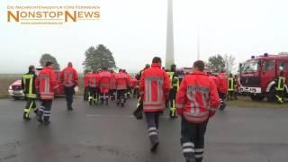 Schwerer Unfall nahe Bartelsdorf