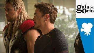 Tráiler Español Avengers: Age of Ultron