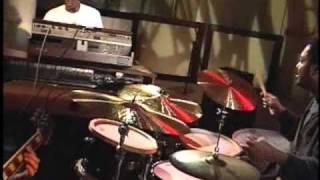 "Steve Jordan Solo in ""The Groove Is Here"""