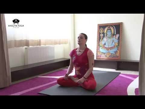 Лечебная йога для шеи, головы и плеч  Комплекс упражнений йоги для шейного отдела позвоночника