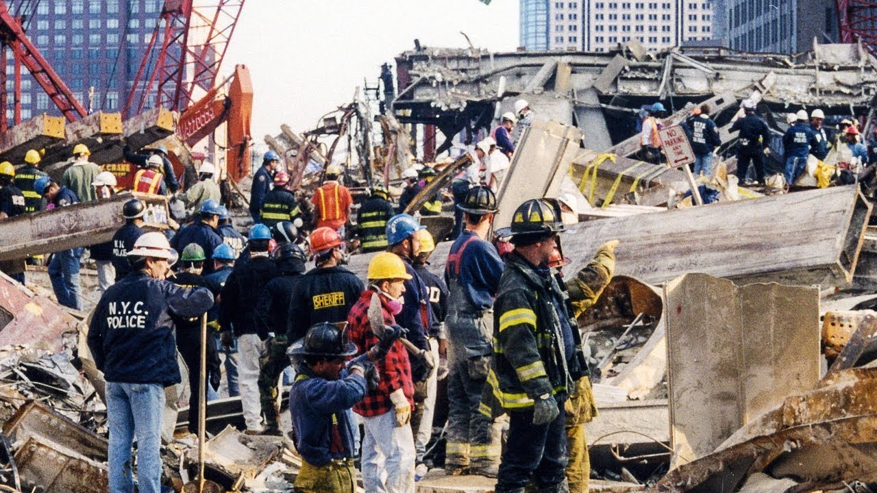 9/11 Cleanup Workers Are STILL Dying From Diseases Related To Cleanup Efforts thumbnail