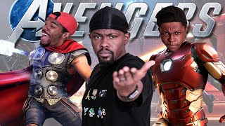 Avengers Assemble! Taking On AIM Enemies With My Brothers! (Avengers)