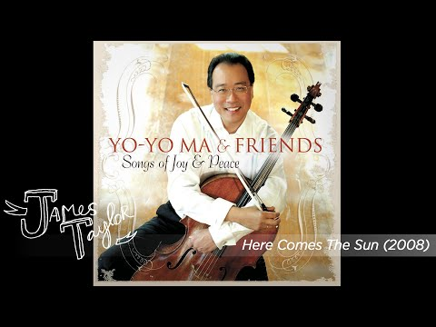 James Taylor & Yo Yo Ma – Here Comes The Sun (TheBarn, The Berkshires, 3/7/08)