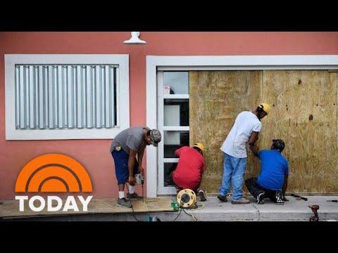 Panama City Residents Evacuate Ahead Of Hurricane Michael | TODAY