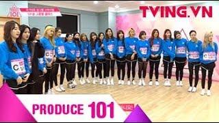 (Vietsub) PRODUCE 101 mùa 1   Leader Ki hee Hyeon của lớp C không phải dạng vừa đâu