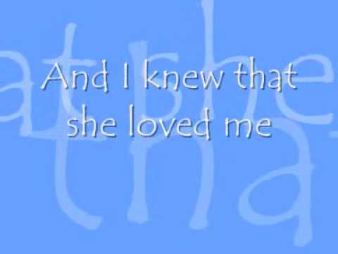 When She Loved Me (1999) (Song) by Sarah McLachlan