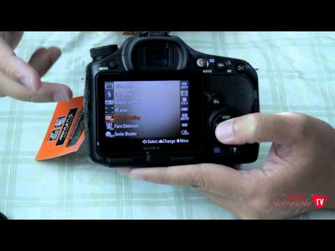 Sony A65 Review