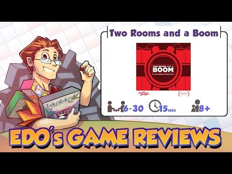 Edos Two Rooms and a Boom Review