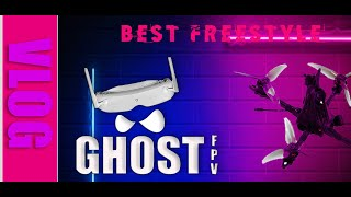 Ghost FPV-Monday rip at the park with night VLOG. / Gas Attendant promotes the GHOST and subs !!!