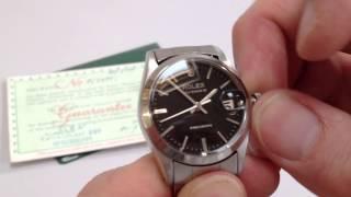 Rolex Oyster Date ref.6466, date stamped 1966