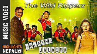 Wild Ripperz Crew   Jalaima Jalaima   Santosh Kalikote Ft. Rita Kattel (OFFICIAL MUSIC VIDEO 2018)